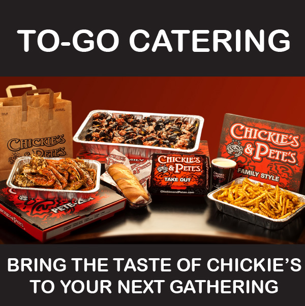 Chickie's & Pete's To-Go Catering